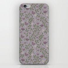 Blossom & Butterflies iPhone & iPod Skin