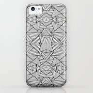 Abstract Mirror Black On… iPhone 5c Slim Case