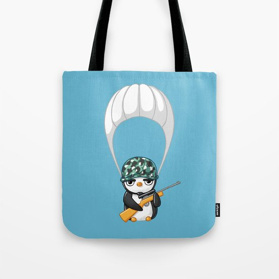 Commando Tote Bag