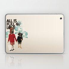 ALL IS FULL OF LOVE Laptop & iPad Skin