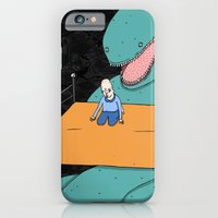 Monsters In The Dark. iPhone 6 Slim Case