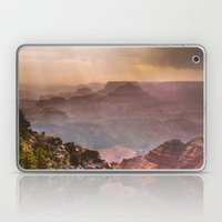 Grand Canyon Rainfall - … Laptop & iPad Skin