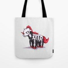 Evil Unicorn Tote Bag