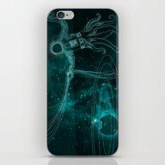 A Birthday Spacetacle! iPhone & iPod Skin