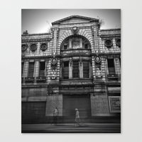 Liverpool Picture House Canvas Print