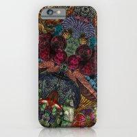 Psychedelic Botanical 14 iPhone 6 Slim Case