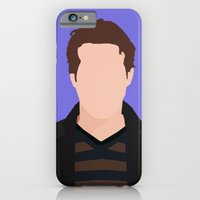 iPhone & iPod Case featuring Ryan Reynolds Portrait by RoarsAdams