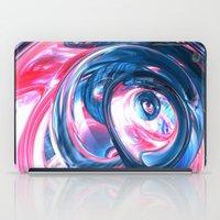 pinkvsblue iPad Case