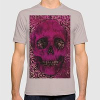 Skullicious Mens Fitted Tee Cinder SMALL