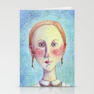 First Grade Pupil Stationery Cards
