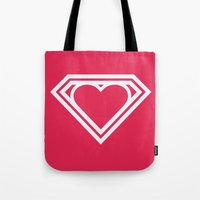 Superlove Tote Bag