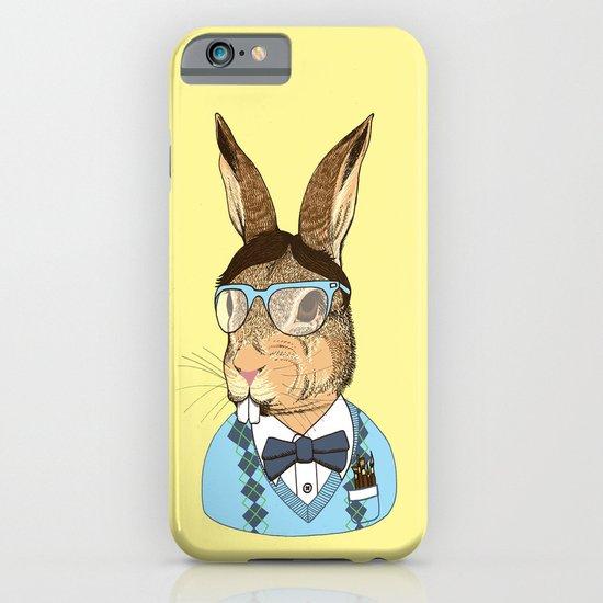 Nerd Bunny iPhone & iPod Case
