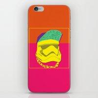 Fresh Trooper iPhone & iPod Skin