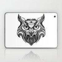 Owl - Drawing Laptop & iPad Skin