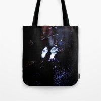 Blacklight Tote Bag