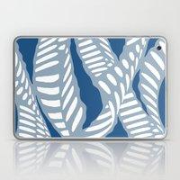 Al Peas: Blue Tonal Laptop & iPad Skin