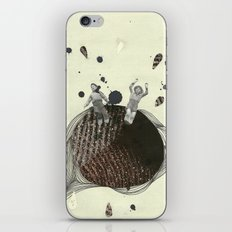 their planet was... iPhone & iPod Skin