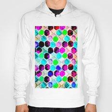 Irregular Hexagons #society6 #decor #buyart Hoody