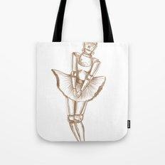 C3PO Monroe Tote Bag