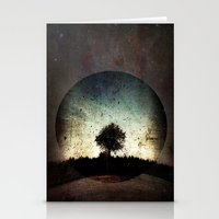 One With The Universe Stationery Cards