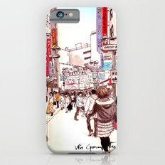 Street In Shibuya iPhone 6s Slim Case
