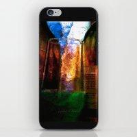 night bar iPhone & iPod Skin