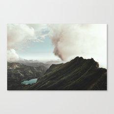 Far Views - Landscape Ph… Canvas Print
