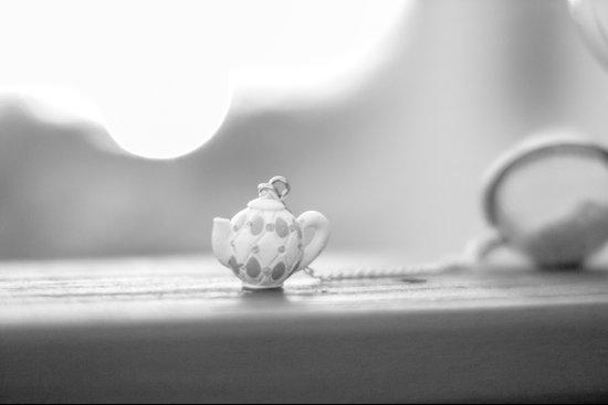 mini teapot Art Print