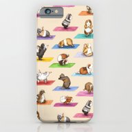 The Yoguineas Collection… iPhone 6 Slim Case