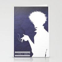Cowboy Bebop ver 2 Stationery Cards