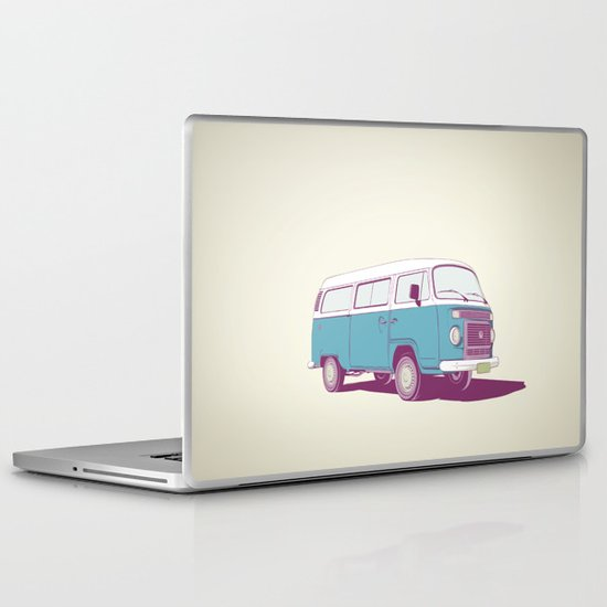 VW Combi v.02 Laptop & iPad Skin