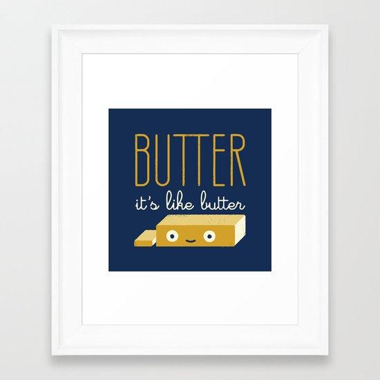 Spread the Word Framed Art Print