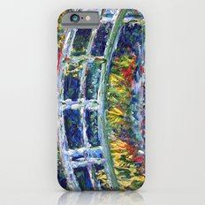 Monet Interpretation iPhone 6 Slim Case