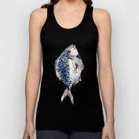 Fairytale Fish Unisex Tank Top