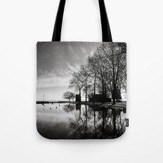 Balaton - reflection Tote Bag