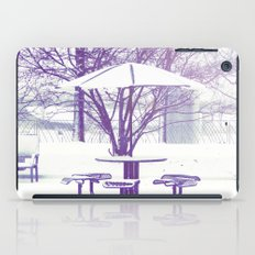 Sit down with me??? iPad Case