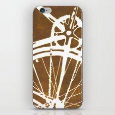 Brown Bike iPhone & iPod Skin