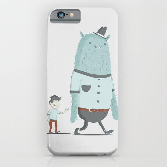 New Best Friend iPhone & iPod Case
