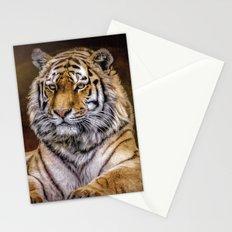 Majestic Tiger Stationery Cards