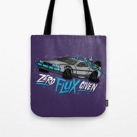 Zero Flux Given Tote Bag