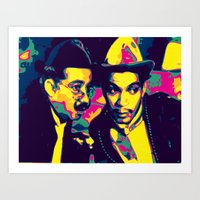 Cantinflas Art Print