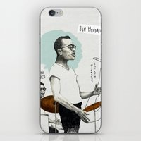 ANALOG zine - Vocalese Sax Solo iPhone & iPod Skin