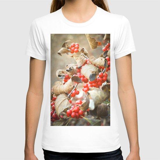 Winter Berries T-shirt