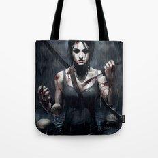 Tomb Raider Tote Bag