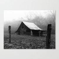 old barn II Canvas Print