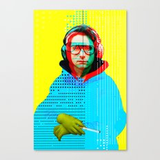 Gioconda Music Project · Beastie Boys · Adam Horrovitz Canvas Print