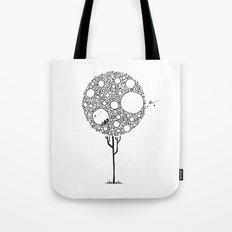 In my tree  Tote Bag