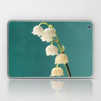 Botanical Flower Photogr… Laptop & iPad Skin