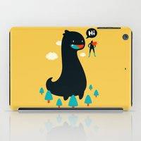 Safe from Harm iPad Case