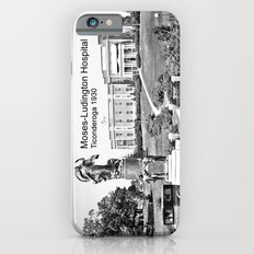 Moses-Ludington Hospital 1930 iPhone 6 Slim Case